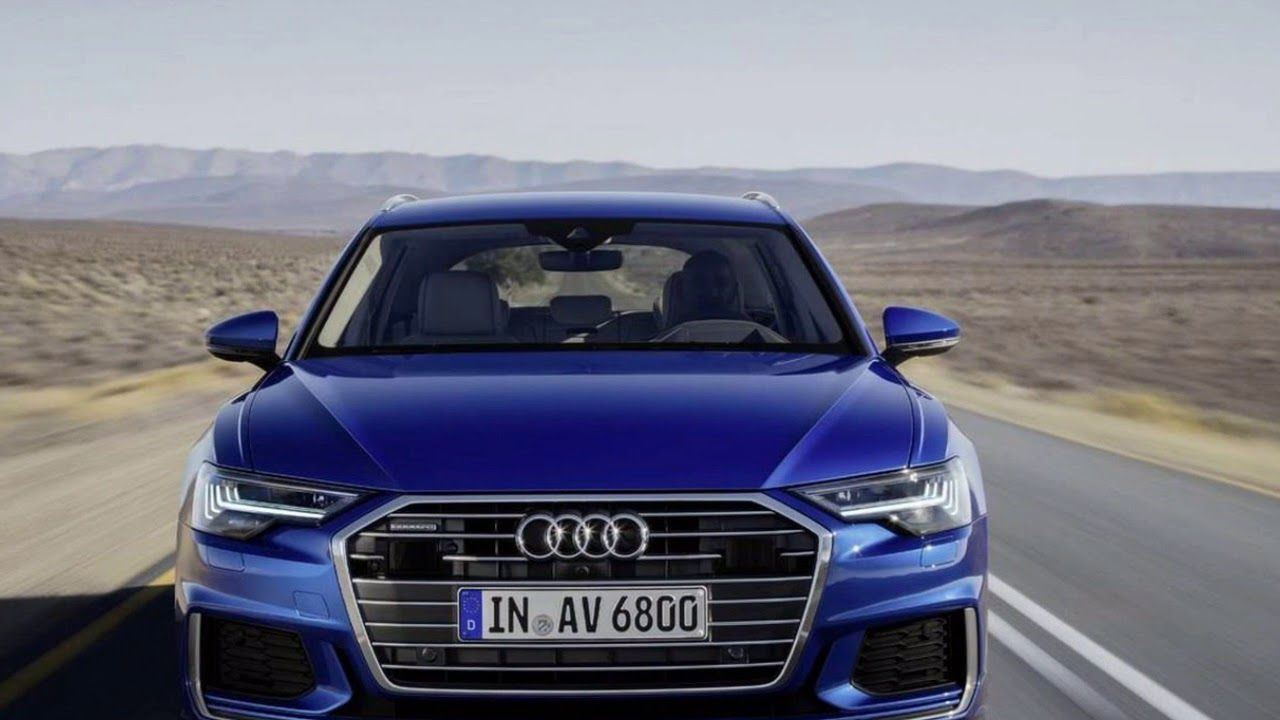 Pin By Carreview Buyerprice On Watch This Audi A6 2019 Avant