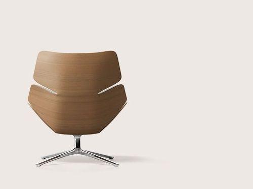 cor sessel, cor designer-sessel shrimp von jehs+laub   relax chairs, lounge, Design ideen