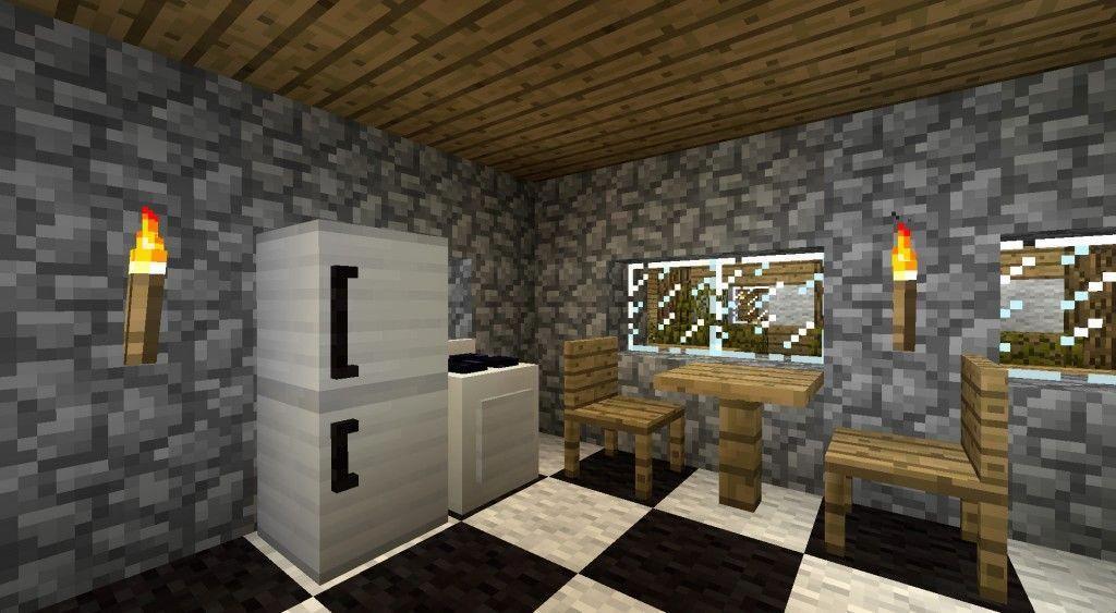 Furniture Mod Minecraft Mods Minecraft Modern Minecraft House