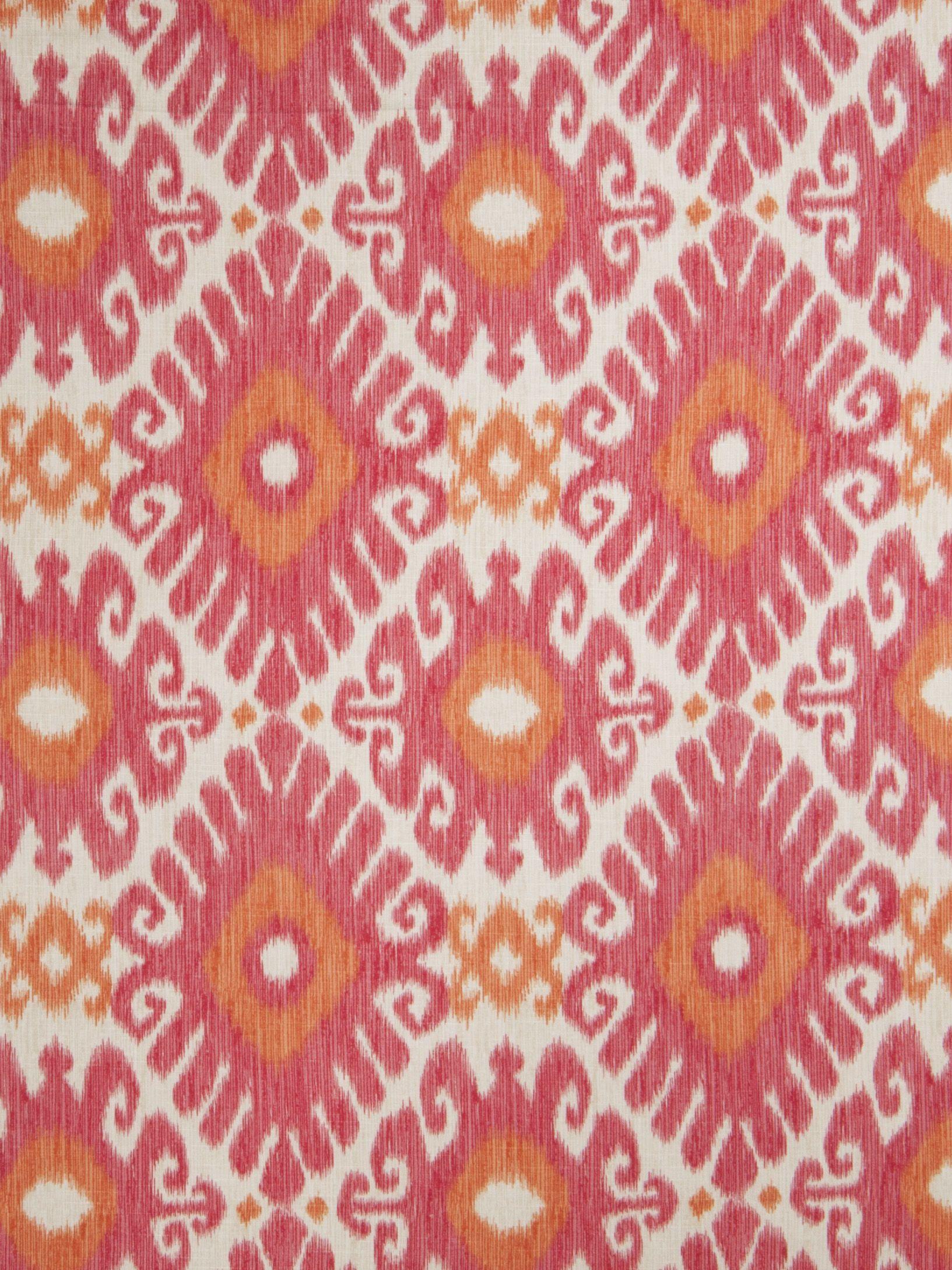 JoAnn Fabrics   Home Decor Print Fabric  Jaclyn Smith Ikat Rot Dove Gray