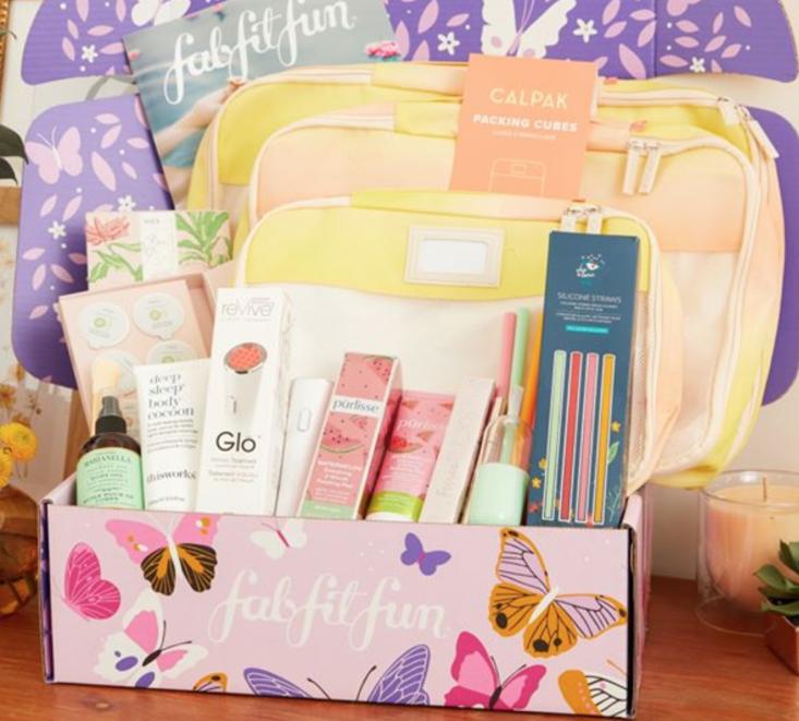 fabfitfun summer box spoilers