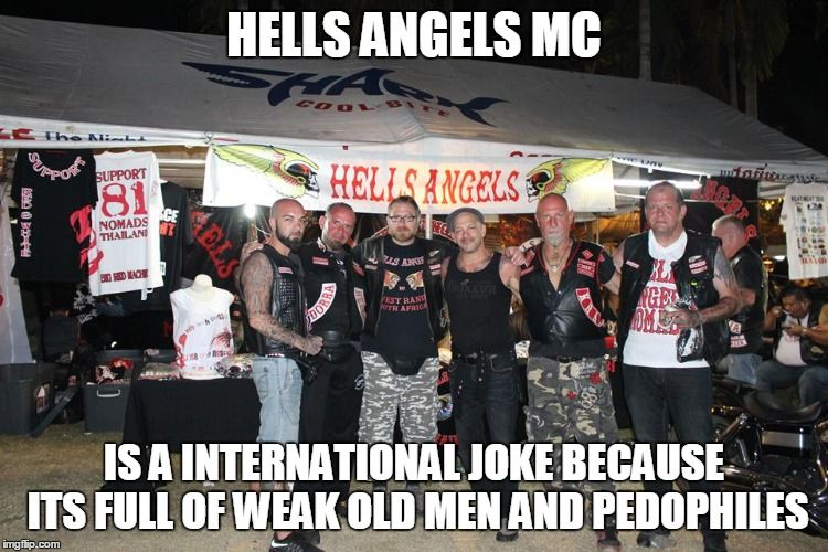 Hells angel gay sex first time saline 10