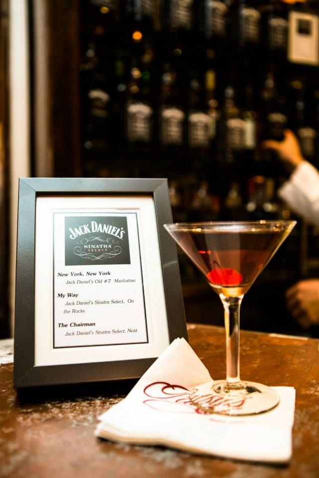 you can make a mean manhattan with that liquor from our jack