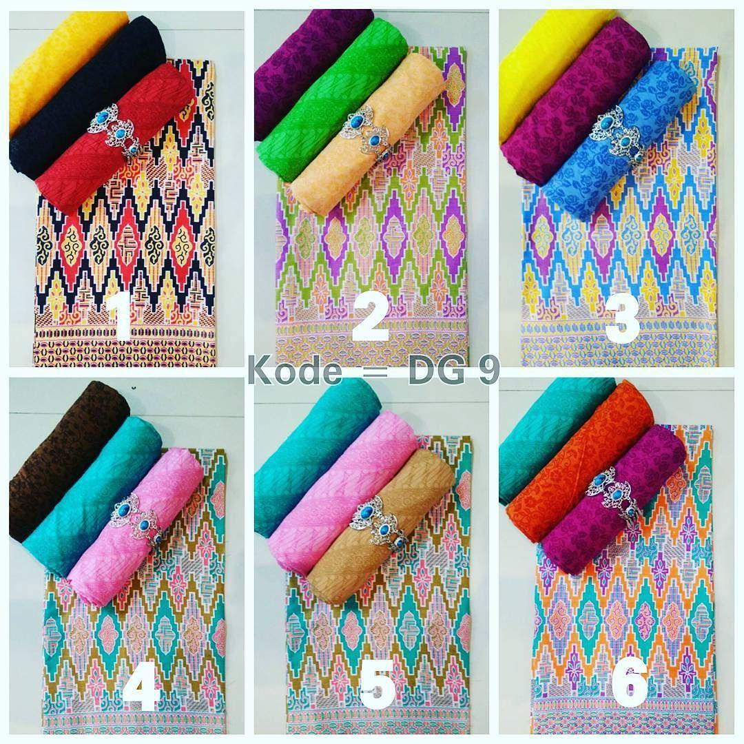 From Http Batiklarisincom Post 139775403044 Kain Batik Halus Printing Set Embos 9