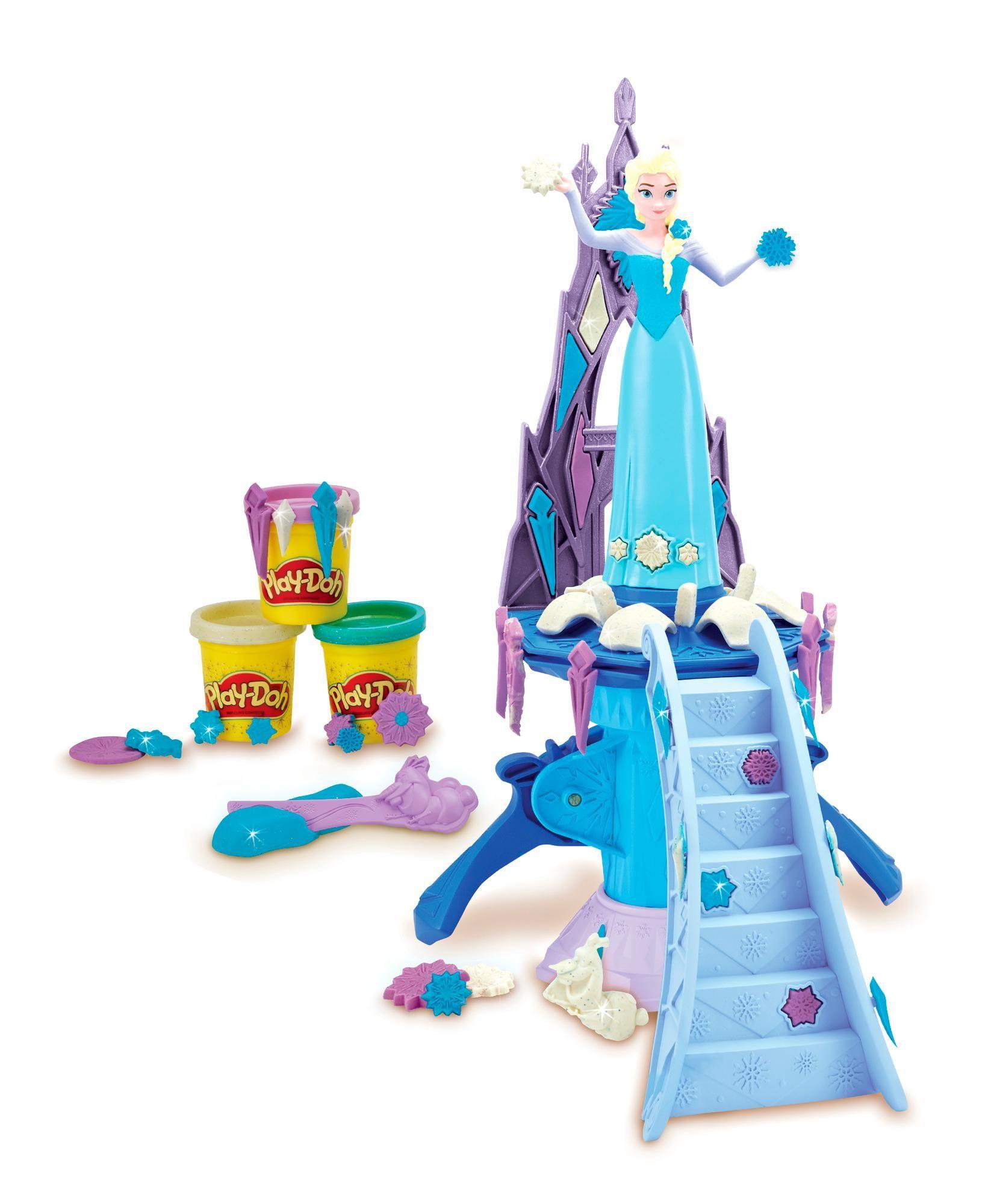 Hasbro Play-Doh B5530EU4 - Die Eiskönigin - Elsa, Knete: Amazon.de: Spielzeug