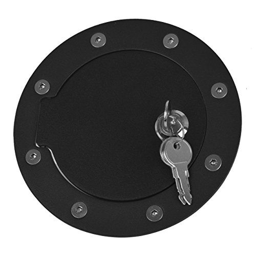 Dedc Locking Gas Cap Locking Gas Doors With Lock Fuel Door Cover For Ford F150 250 350 Excursion Expedition Ford Excursion Exterior Accessories Ford Expedition