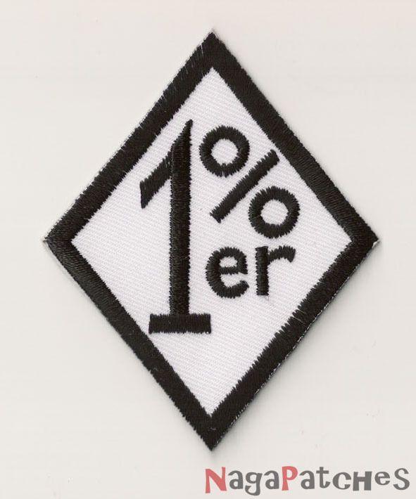Patch écusson patche 1 er /%  thermocollant hotfix brodé