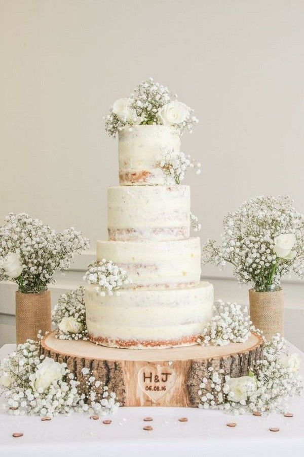 6 Wedding Cake Trends in 2020