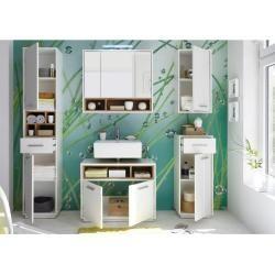 30 Best Diy Furniture Cardboard Livetastic Hochschrank Weiss Braun 2 Facher 1 Schubladen 38x191x30 Cm Livetastic In 2020 Home Home Improvement Show Diy Furniture