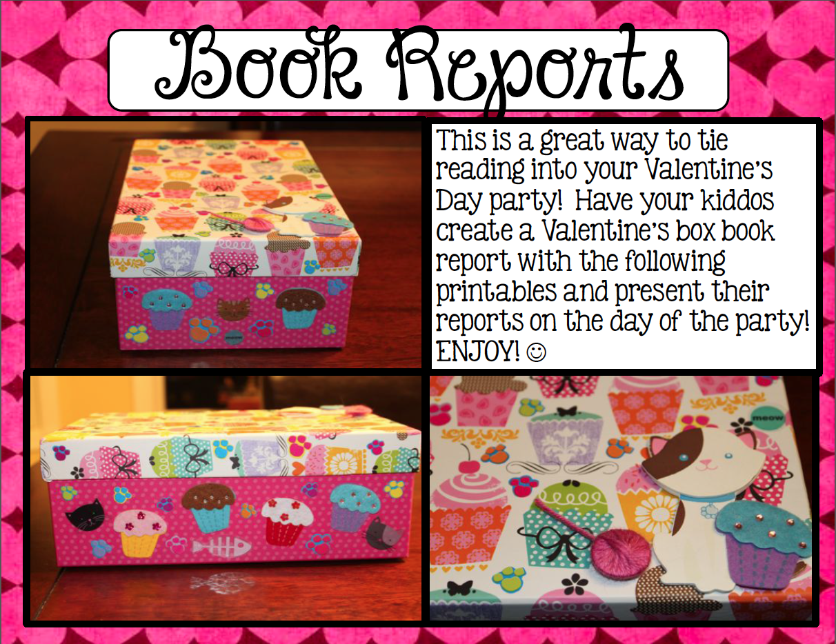One Extra Degree Valentine S Day Box Book Reports