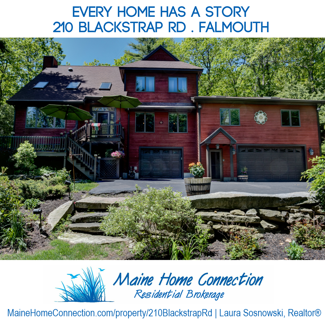 Every home has a story and this expansive contemporary in