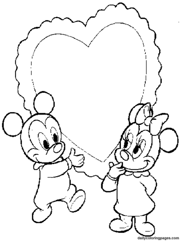 Coloring Pages Disney Minnie Mouse. mickey minnie. minnie mouse is ...