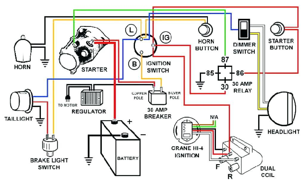 Wiring Diagram Symbols Automotive Bookingritzcarlton Info Motorcycle Wiring Electrical Wiring Diagram Electrical Diagram