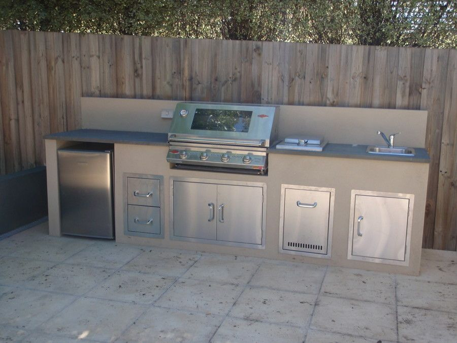 Build It In Beefeater Signature 3000 Series Built In Bbq