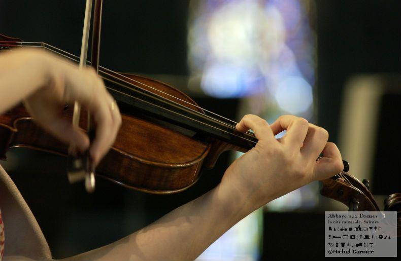 Musicien - Festival de Saintes