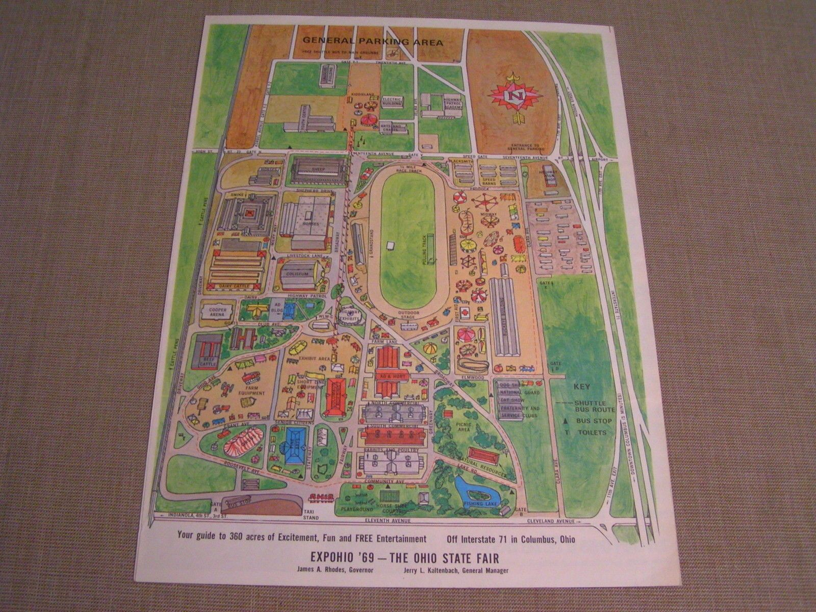 Nice map of the 1969 Fairgrounds. | THE OHIO STATE FAIR | Pinterest Ohio State Fairgrounds Map on ohio state route 40 map, ohio state directions, ohio state expo center map, the ohio state university map, ohio state university marion campus map, ohio state fair map readable, ohio state stadium map, ohio state golf courses map, ohio state building map, ohio state rv parking, ohio state car show, ohio state sponsors, ohio state google map, ohio state fair aerial view, ohio state medical center map, ohio state board, ohio state road map, ohio state legislative districts map, ohio zoo map, celeste center map,