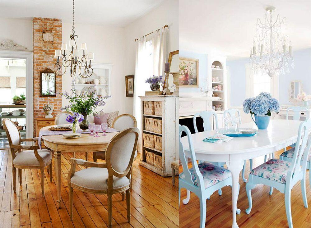 Vintage Esszimmer Esszimmer Dekor Fotos, Tipps und Inspiration - küche dekorieren ideen