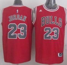 Chicago Bulls  23 Michael Jordan Red Stitched Revolution 30 NBA Jersey New  Style 623dba44e