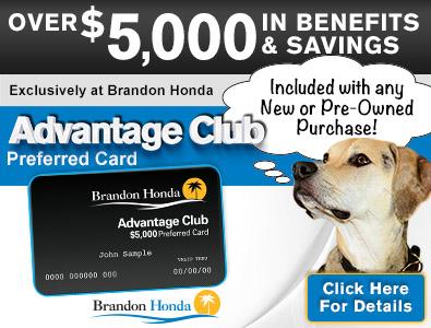 Brandon Honda Honda Dealership Honda Dealership