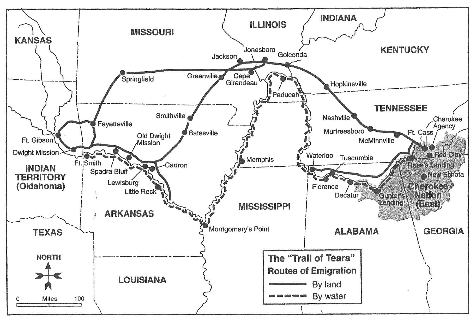 Indiannotes Trail Of Tears Trail Of Tears Facts Coloring Pages
