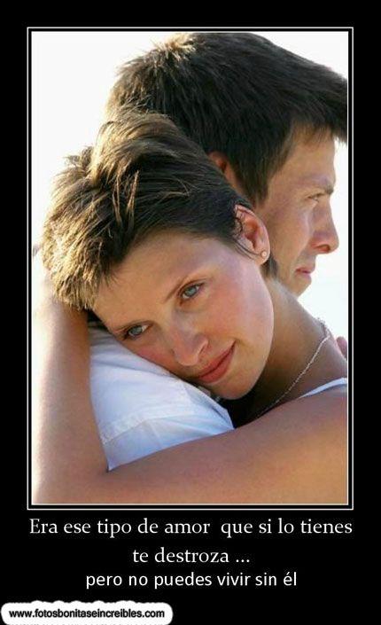 Frases De Amor Para Enamorar Cortas Era Ese Tipo De Amor Las