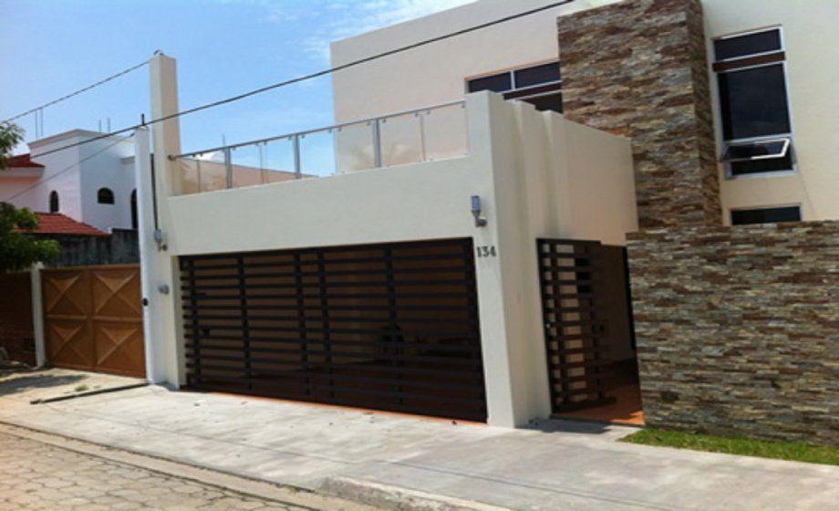 Fachadas Garage Buscar Con Google Ideas Frente Casa
