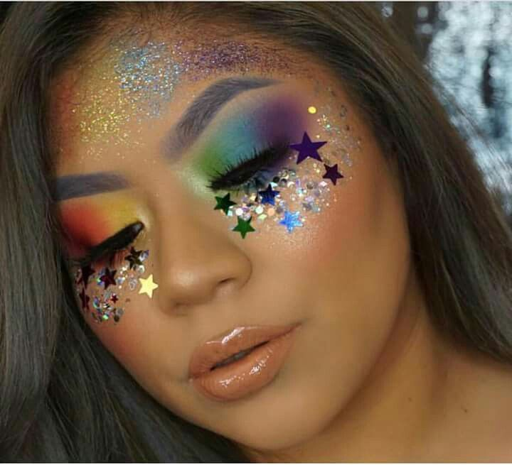 2019 New Shining Glitter Eyeshadow Sequins Cosmetics 14 Colorful Women Party Festival Face Eye Powder Makeup Eyes Shadow Blue Reliable Performance Eye Shadow Beauty Essentials