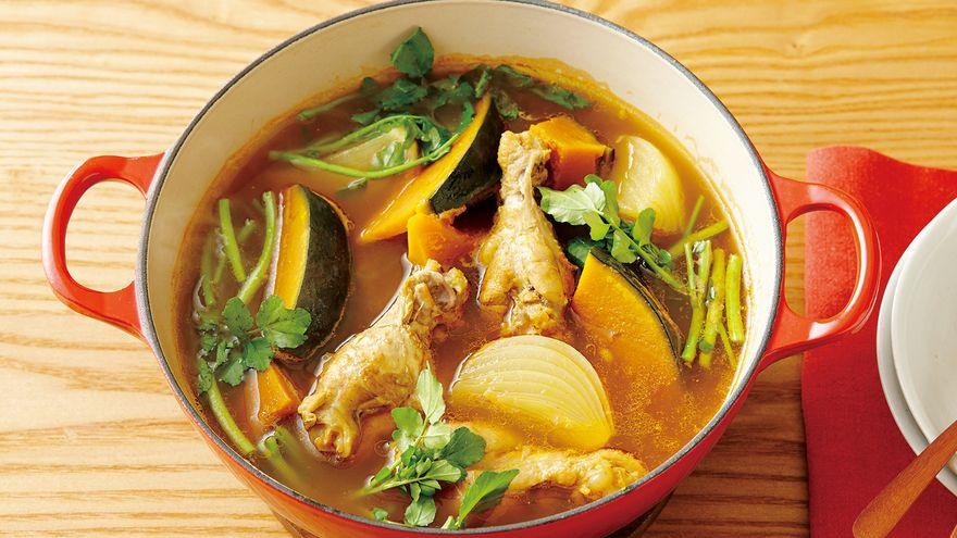 鍋 レシピ カレー