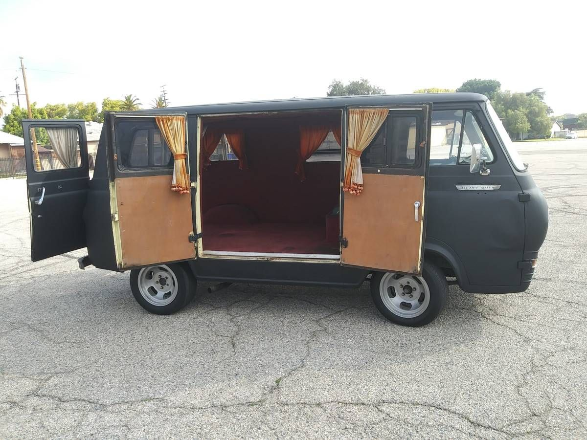 1963 Ford Econoline Shaggy van cars & trucks by owner