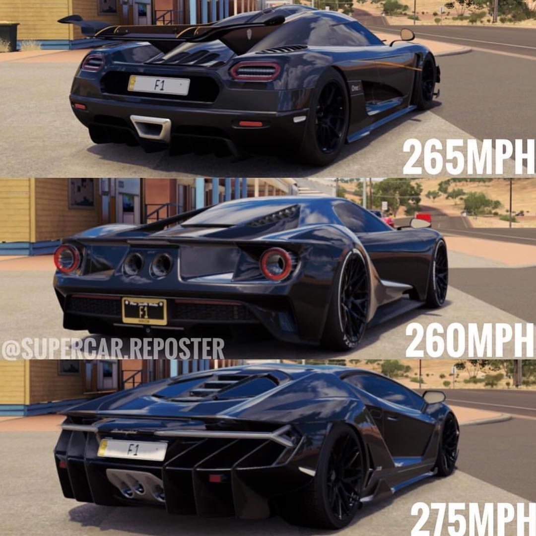 Koenigsegg Ford Gt Or Centenario Follow Foreignappearance