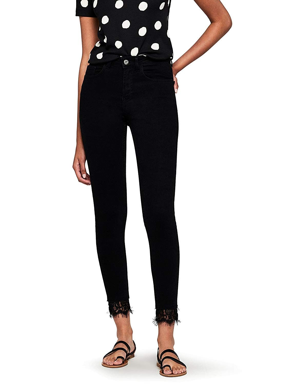 1462c9fc find. Women's Skinny Jeans: Amazon.co.uk: Clothing | Black Jeans in ...