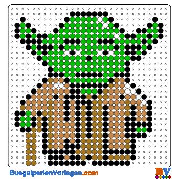 Awesome Star Wars B gelperlen Vorlage Auf buegelperlenvorlagen kannst du eine gro e Auswahl an B gelperlen