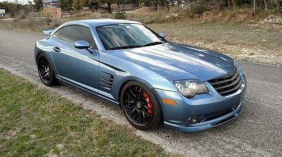 Crossfire Srt6 And Big Brakes Google Search Chrysler Crossfire