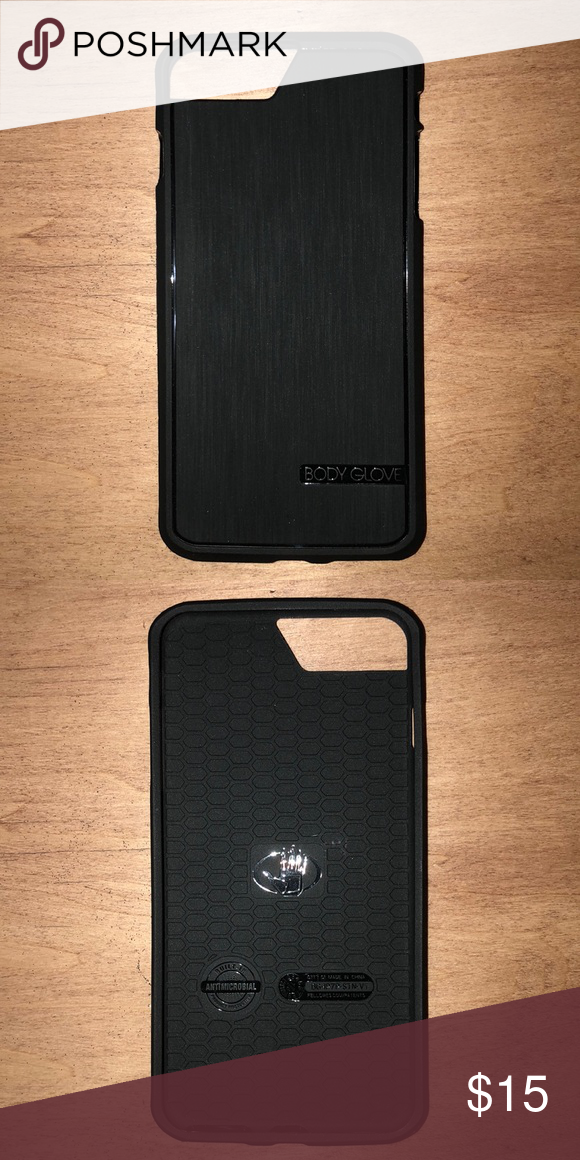new products 3450b cc9bf SALE! Body Glove | iPhone 8 Plus Black Phone Case Never been used ...