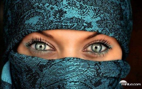 Liza Galvão: Mulheres Muçulmanas