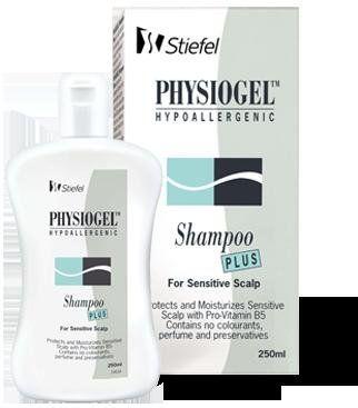 Physiogel shampoo
