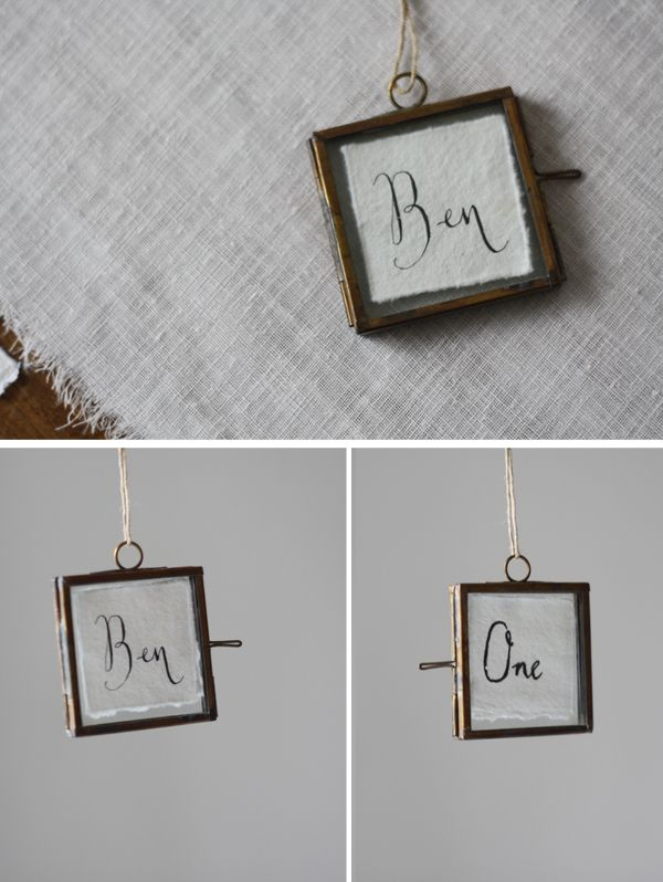 Tiny Frames For Wedding Escort Cards Wedding Wedding Wedding