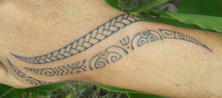 Resultat De Recherche D Images Pour Tatouage Polynesien Femme