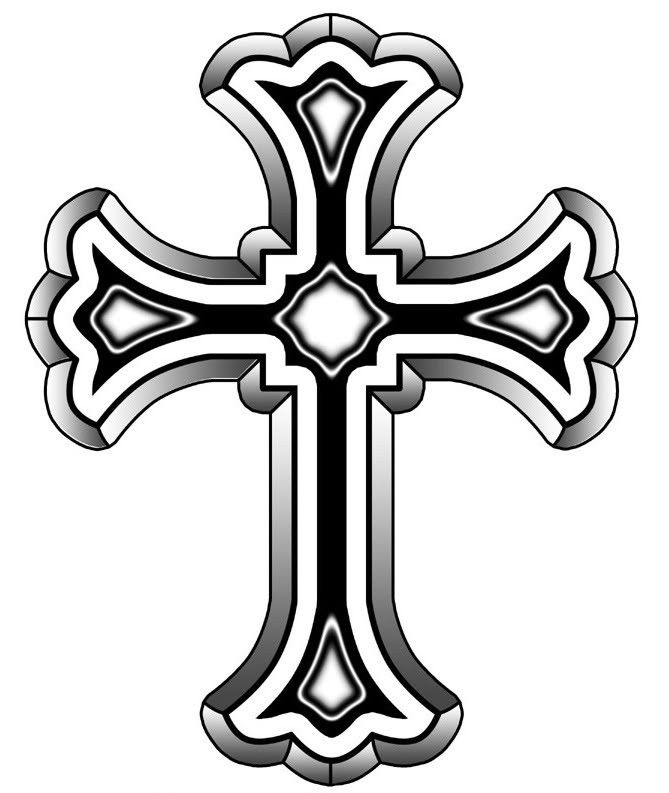 Roman Catholic Cross Designs Clipart Panda Free Images Clipart