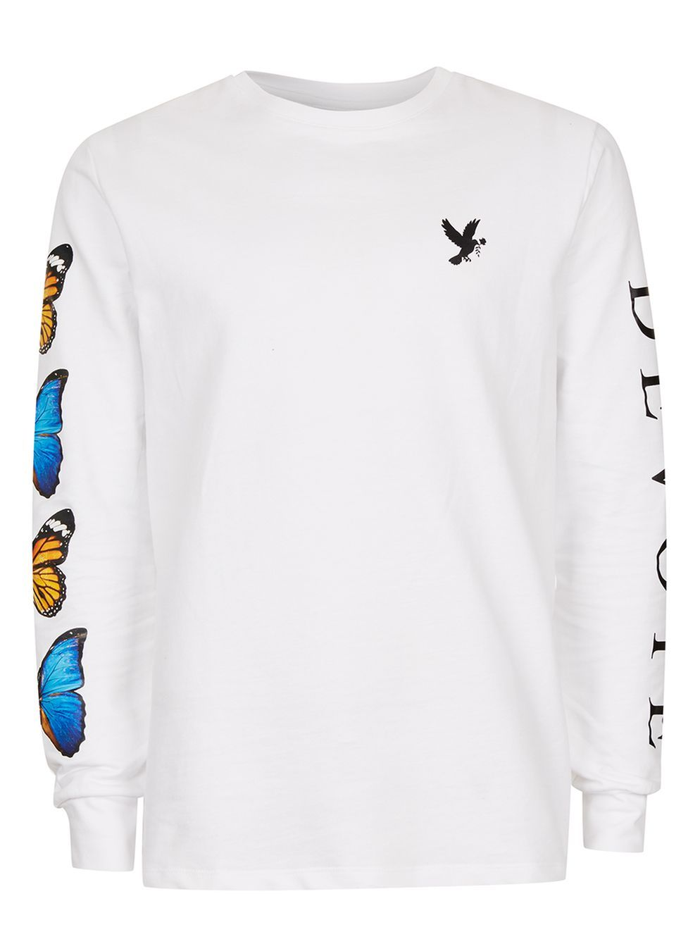 Activewear Clothing, Shoes & Accessories Devoted Butterfly Sweatshirt