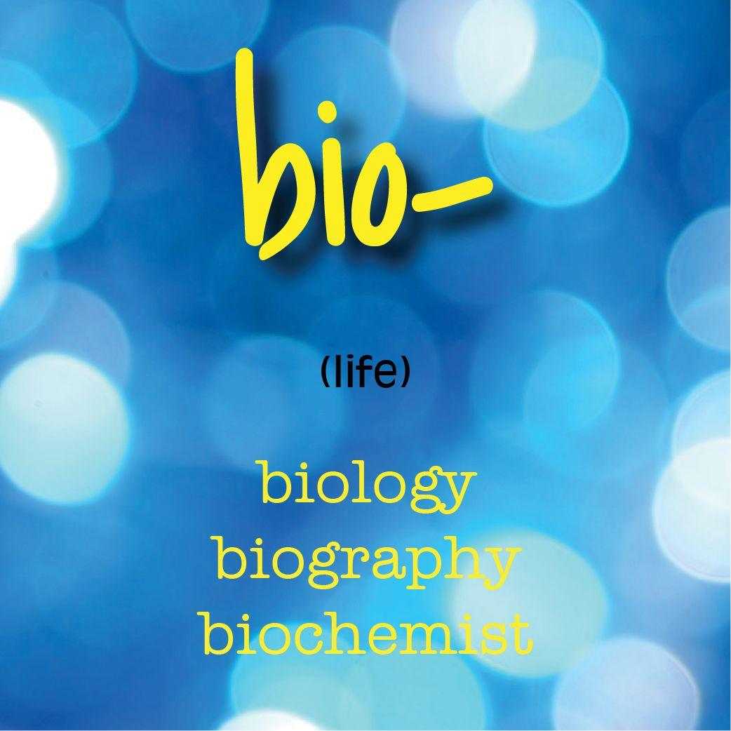 Bio Life Biology Biography Biochemist