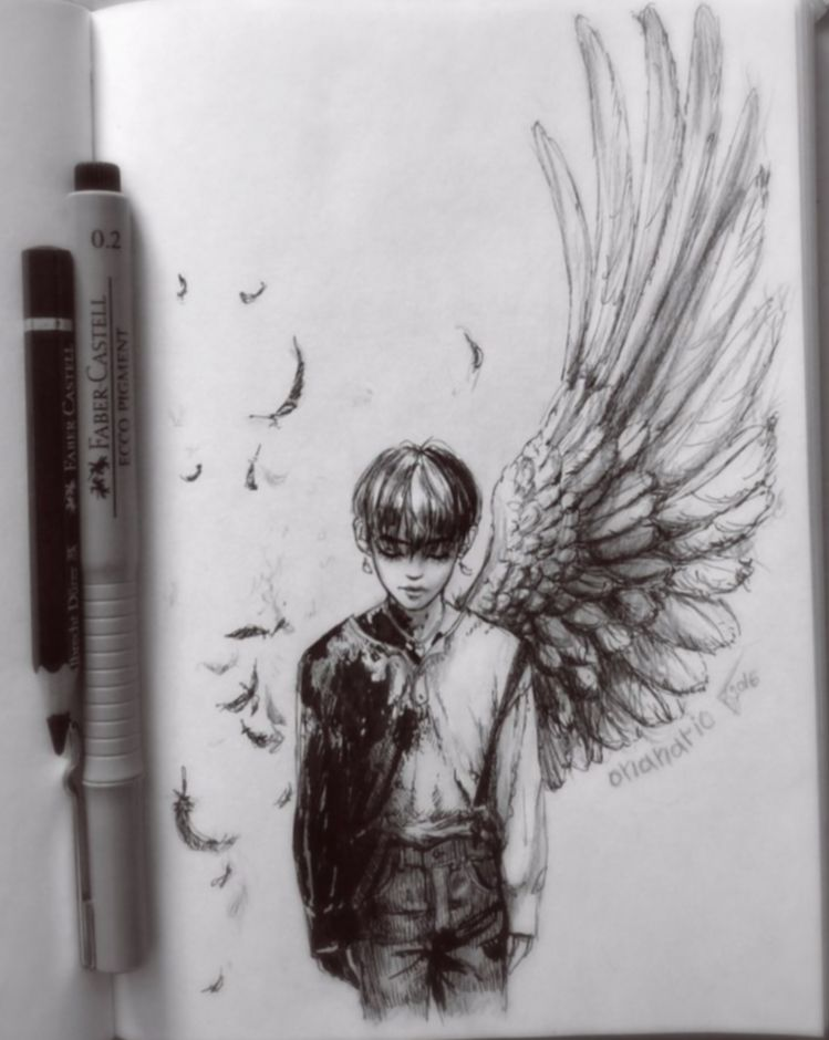 Photo of ✔ Anime Sketch Art Sketchbooks #manga #animecosplay #mangacosplay