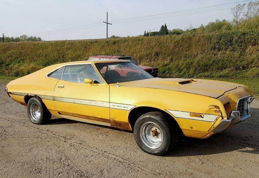 Lost World On Instagram 1972 Ford Gran Torino Sport Subscribe Lost World Lost Abandoned Abandonedcar Forgotten Forgottencars Car Cars Insta V 2020 G
