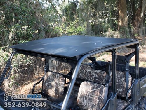 Polaris Ranger Crew Cab Roof   570 900   Heavy Duty   Aluminum