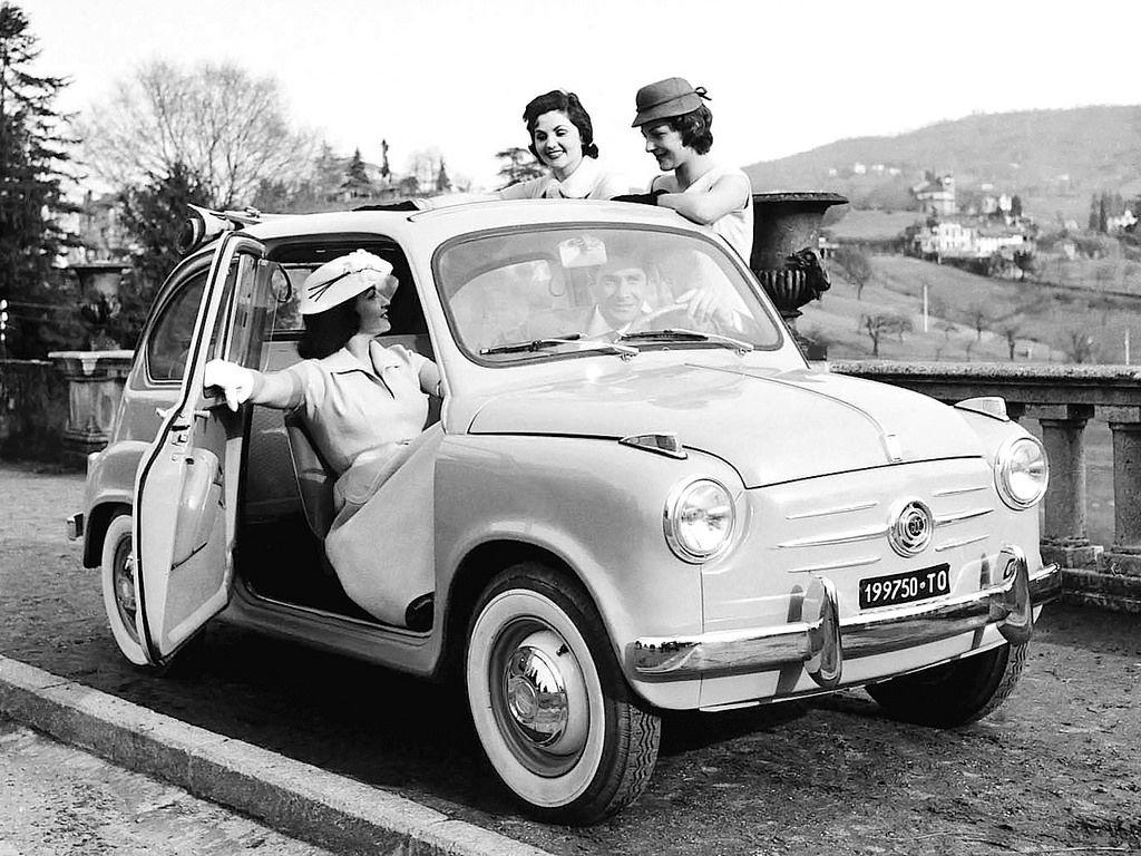 1955 Fiat 600 | por Auto Clasico