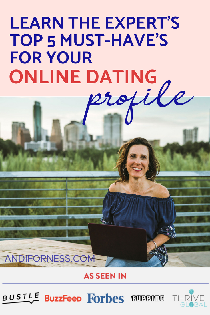 Online dating profile expert
