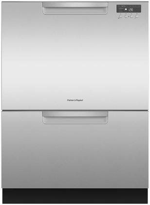 Amazon Com Fisher Paykel Dd24dchtx9 24 Double Dishdrawer Dishwasher With 14 Place Settings Smartdrive Tm T Water Softener Fisher Paykel Dishwasher Dishwasher