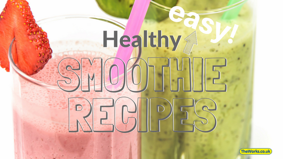 If, like us, you occasionally want to clean up your eating habits a bit, then read on. As we've scoured our book shelves for the most appealing healthy smoothie recipes that are easy to follow, don't have ridiculously hard to get ingredients and don't cost the earth.