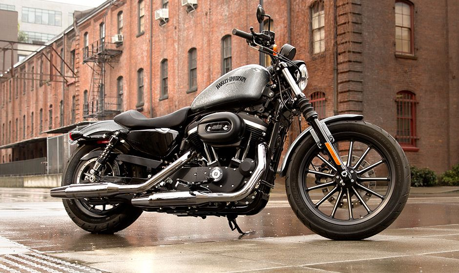 2015 Harley Davidson Sportster Iron 883™ Motorcycles s