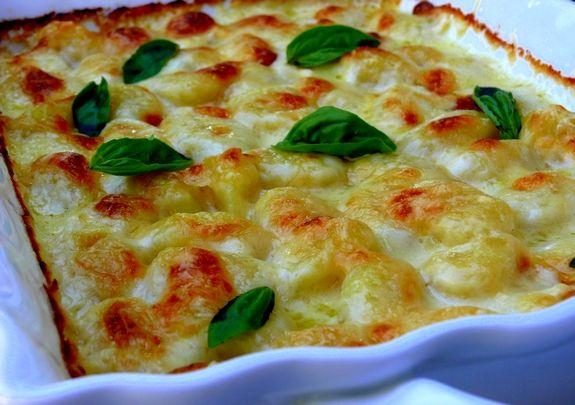 gnocchi mac and cheese :)
